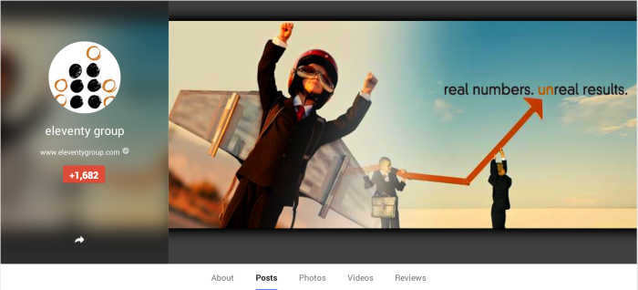 Google Plus Cover Photo