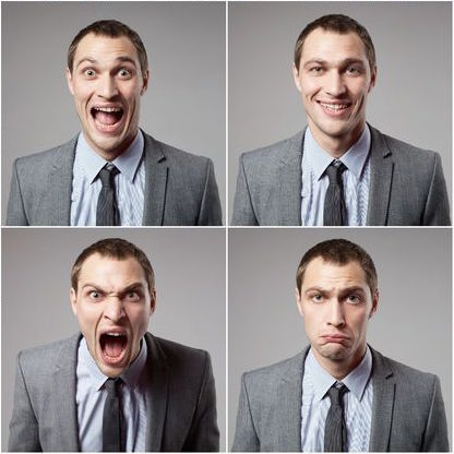 Use the four core emotions in your marketing