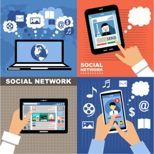 Social Media Marketing Infographics