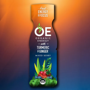 Organic Energy Bottle