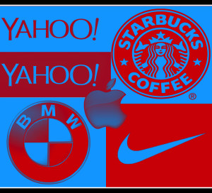 Here are some iconic brand logos instantly recognizable by consumers around the world