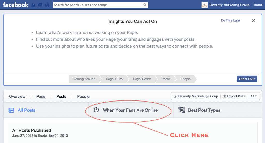 Find The Best Time To Post On Facebook To Reach Your Followers